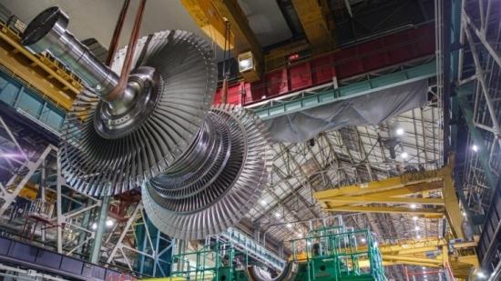 GE Steam Power работи върху турбините за АЕЦ Hinckley Point C и Akkuyu
