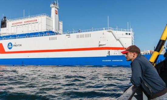 В пристанището на Певек се планира да бъде изграден нов терминал