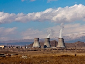 Армения възнамерява да удължи експлоатацията на единствената атомна електроцентрала в страната най-малко до 2036 година