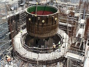 """Индия – На строителната площадка на АЕЦ """"Куданкулам"""" е монтирано устройството за локализация на стопилката"""