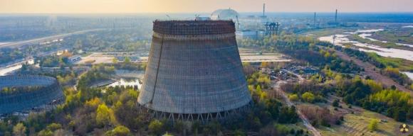 Авиоекскурзия над Чернобил по случай 35-годишнината от аварията в атомната електроцентрала