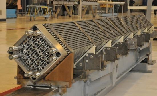 Новосибирският завод за химически концентрати възнамерява да произвежда ядрено гориво ТВС-квадрат