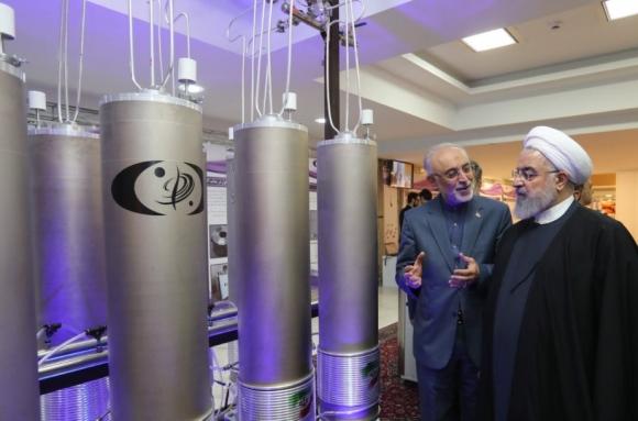 Иранският президент Хасан Рухани обяви намерението на страната да обогатява уран до 60% за мирни цели