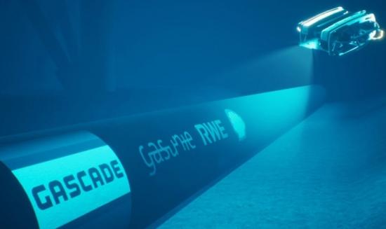 Shell, Gasunie и RWE планират първия морски тръбопровод за зелен водород