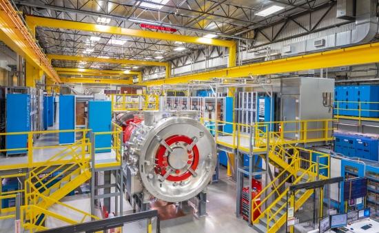 САЩ – TAE Technologies планира до 2030 година да създаде демонстрационен реактор за термоядрен синтез