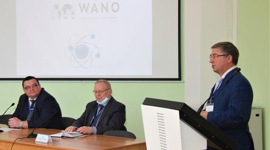 Мисия за техническа поддръжка на WANO работи в БелАЕЦ