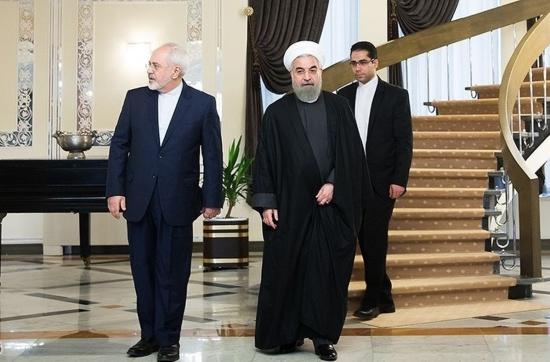 """Иранският президент обяви за съгласуването на основните въпроси по """"ядрената сделка"""""""