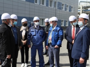 Два нови енергийни блока с реактори ВВЭР-1200 ще бъдат построени в Ленинградската АЕЦ