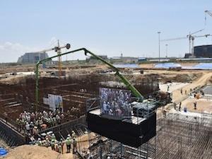 Индия – Росатом започва изграждането на енергоблок № 5 в АЕЦ Куданкулам