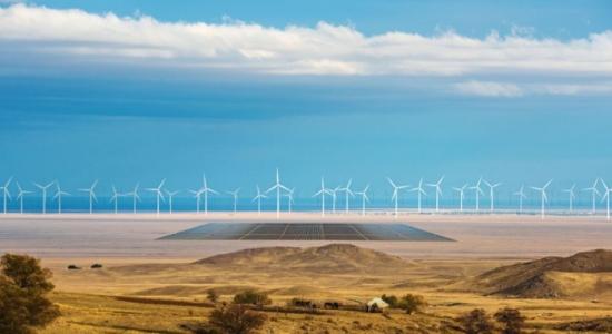 Мегапроект – 45 GW слънчеви и вятърни електроцентрали за производство на водород в Казахстан