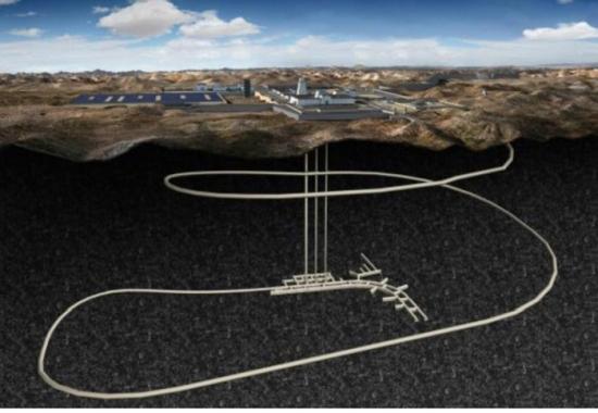 """Китай започна изграждането на подземната изследователска лаборатория """"Beishan"""" в пустинята Гоби"""