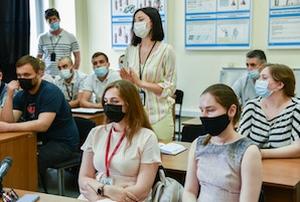 Украйна – Ръководството на Запорожската АЕЦ оцени резултатите от адаптацията на младите специалисти