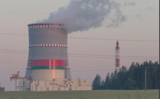 Първи енергиен блок на Беларуската АЕЦ е изключен от мрежата