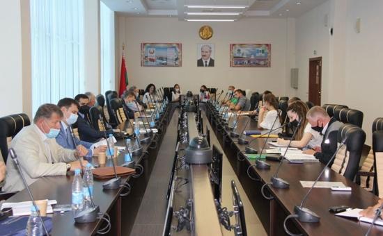 Мисията на МААЕ отбеляза, че Беларус отдава голямо значение на безопасността на БелАЕЦ