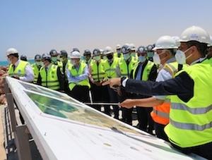 """АЕЦ """"Ел Дабаа"""" ще помогне за постигането на целите за устойчиво развитие на Египет до 2030 г."""