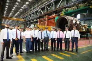 Делегация от Египет направи техническо посещение в Атоммаш
