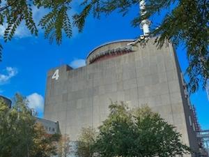 Запорожската АЕЦ извади от резерва и въведе в работа енергоблок №4