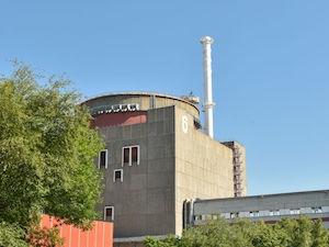 Инспекция на МААЕ се провежда в Запорожската АЕЦ
