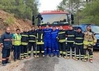 """Турция – голям госки пожар е потушен в близост с площадката на изграждащата се АЕЦ """"Аккую"""""""