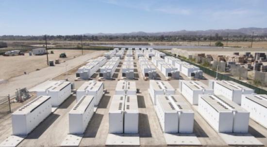 В САЩ вместо планираната газова централа беше инсталирана 100 MW система за съхранение на електроенергия