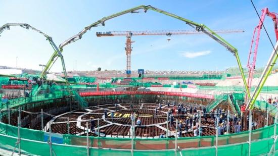 Китай започва изграждането на първия в света малък подземен реактор ACP100 с мощност 125 MW