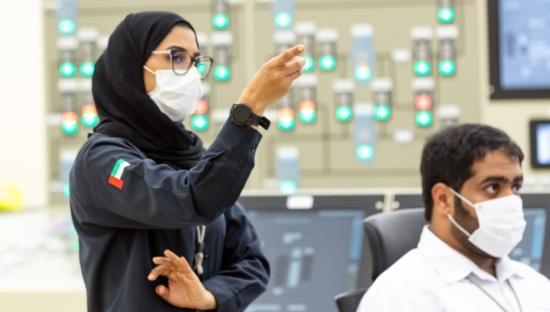"""ОАЕ – Втори енергоблок на АЕЦ """"Барака"""" с реактор APR-1400 излезе на МКУ"""