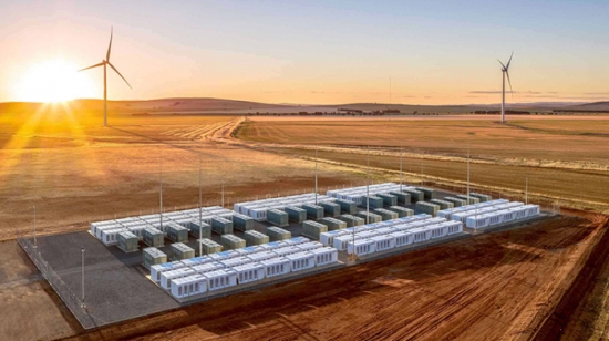 Австралия ще изгради 250 MW система за съхранение на енергия