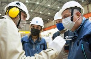 Белоярската АЕЦ е готова за изграждането на новия енергоблок № 5 с реактор БН-1200 и още нещо