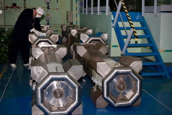 Заводът за производство на МОХ-гориво възобнови работа в ГХК