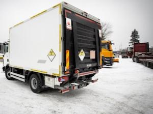 Молдова получи специализиран камион за транспортиране на радиоактивни материали – дарение от МААЕ