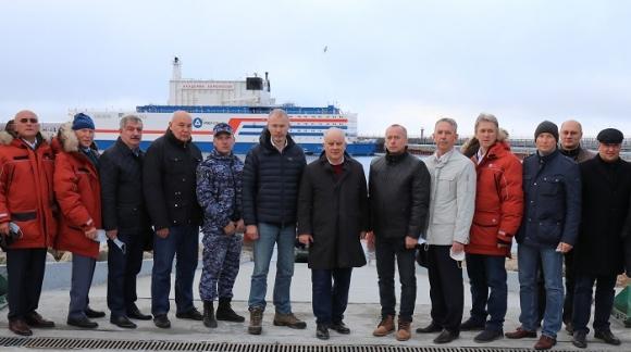 Певек – Андрей Петров високо оцени готовността на ПАТЭС за отоплителния сезон