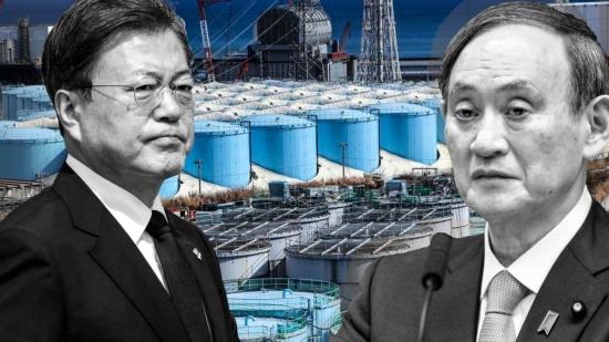 """Южна Корея призовава японски дипломат заради плановете за изхвърляне на тритиева вода от атомната електроцентрала """"Фукушима-1″"""