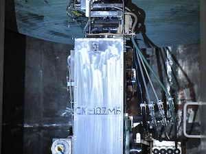 Ростовска АЕЦ – Извършен беше телевизионен и ултразвуков контрол на корпуса на реактора на енергоблок №2