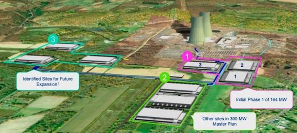 """Американските Talen Energy и TeraWulf обявиха създаването на 300 MW комплекс за добив на криптовалута Nautilus Cryptomine в АЕЦ """"Сускехана"""""""