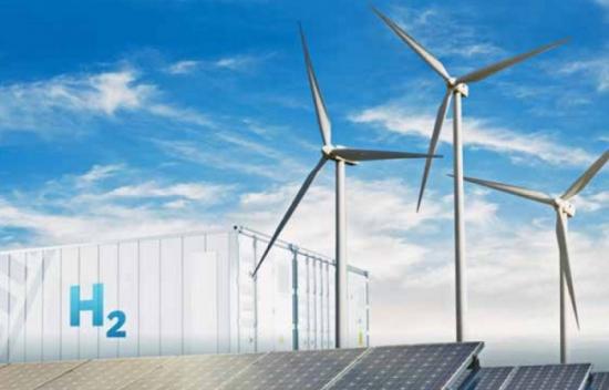 Китайските власти одобриха гигантски проект за производство на зелен водород