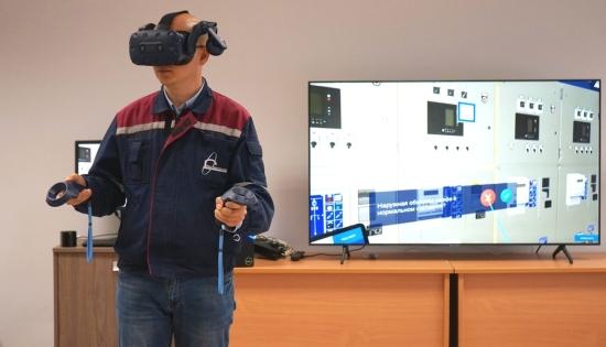 В Ленинградската АЕЦ бе успешно тестван тренажор с виртуална реалност, който няма аналози в Русия