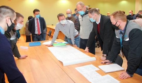 Експертите на ENSREG ще посетят площадката на Беларуската АЕЦ от 31 август до 2 септември
