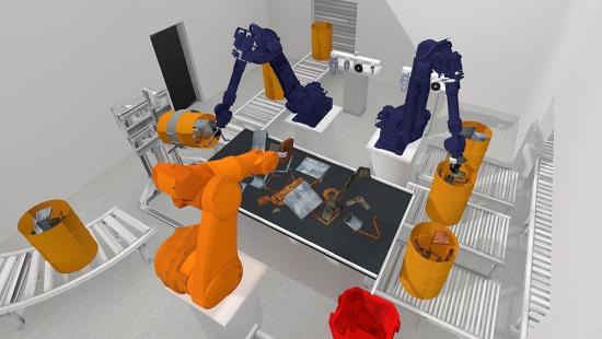Framatome създава робот за сортиране на високоактивни РАО