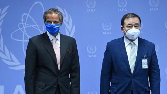 МААЕ и Япония ще обсъдят плановете за източване на водата от Фукушима през септември