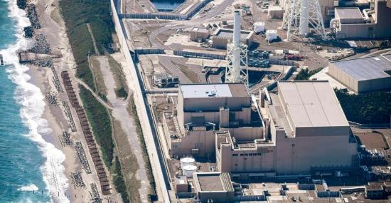 """Микроразлив на около четири литра радиоактивна вода възникна на спрения трети блок на японската атомна електроцентрала """"Хамаока"""""""