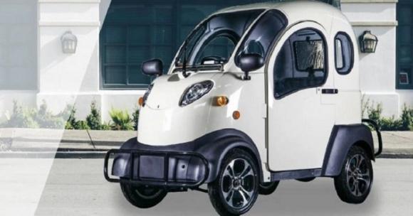 Започнаха продажбите на най -евтиния електрически автомобил в света – 800 вата мощност и 66 км пробег само за 2100 долара