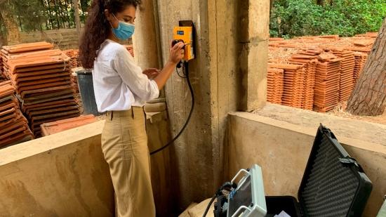 Ливан – След най-мощния неядрен взрив в историята МААЕ провежда образователна мисия по неразрушаващ контрол в Бейрут