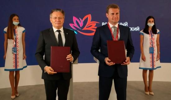 Росатом и Министерството на развитието на Далечния изток на Русия подписаха споразумение за сътрудничество при разработването на Големия северен морски път