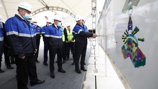 «Росатом» обсъжда съвместната експлоатация на МБИР с Китай и Франция