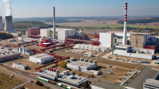 "Трети енергоблок на АЕЦ ""Моховце"" ще направи Словакия износител на електроенергия"