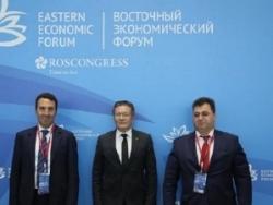 """ФГУП """"Атомфлот"""" и Миннообогатителният комбинат """"Баимская"""" подписаха предварително споразумение – 4 плаващи ядрени енергоблока ще доставят електроенергия"""