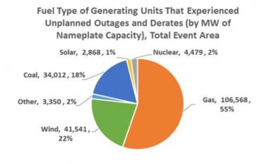 Известни са предварителните причини за енергийната криза в Тексас, жертви на която станаха повече от 150 души