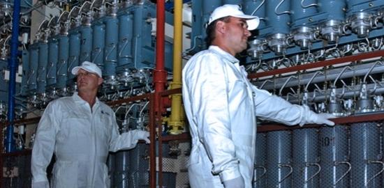 """""""ТВЭЛ"""" въведе третата линия от газови центрофуги от ново поколение през 2021 г."""