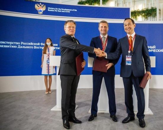 Възможно е изграждането на малка АЕЦ в Якутия на концесия