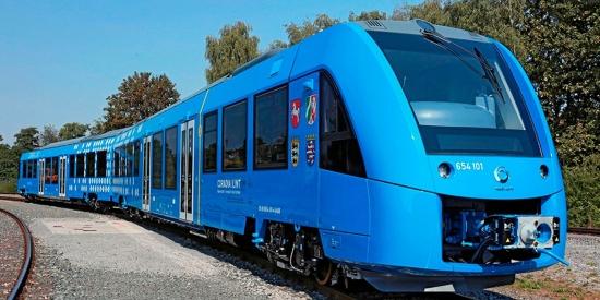 Росатом, Руските железници и Трансмашхолдинг ще построят седем опитни водородни влака на остров Сахалин